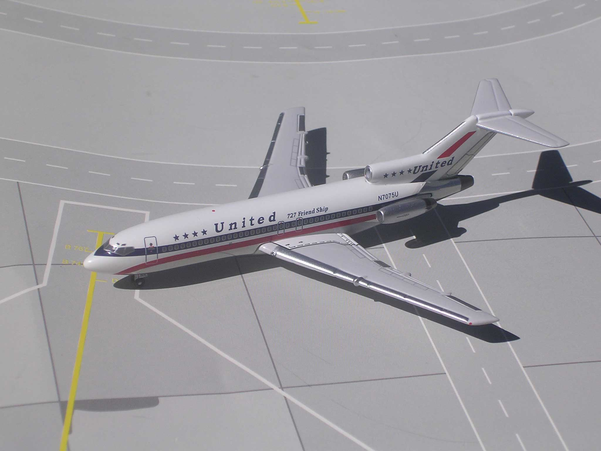 Diecast United 727